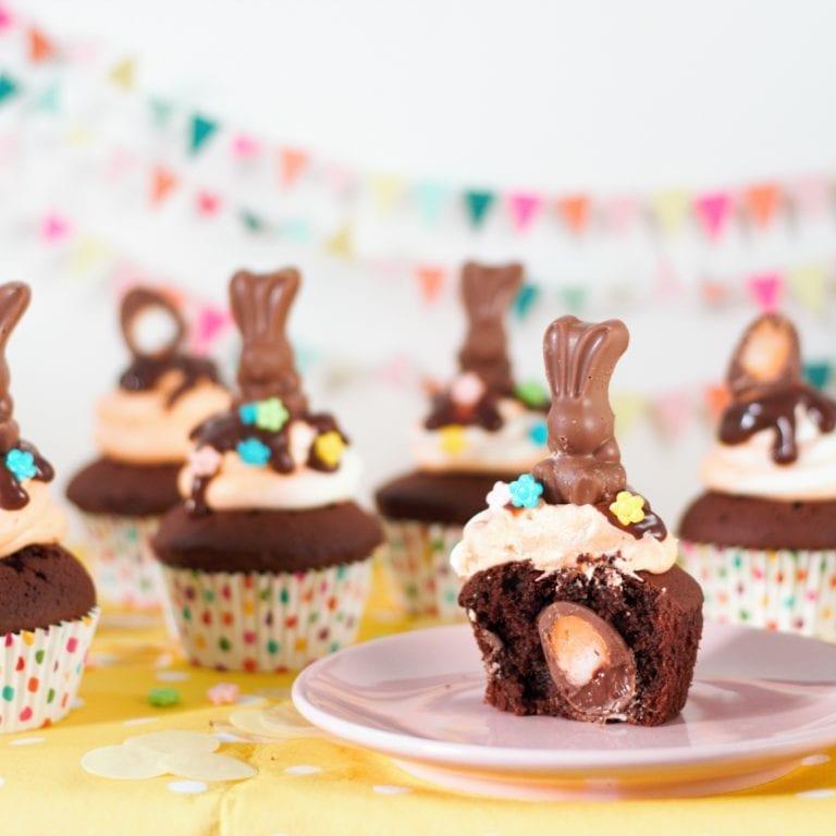cupcakes de pascua wilton